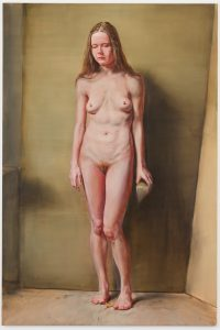 oil on canvas 300,0 x 200,0 cm Borremans Michaël photographer: Peter Cox courtesy Zeno X Gallery, Antwerp