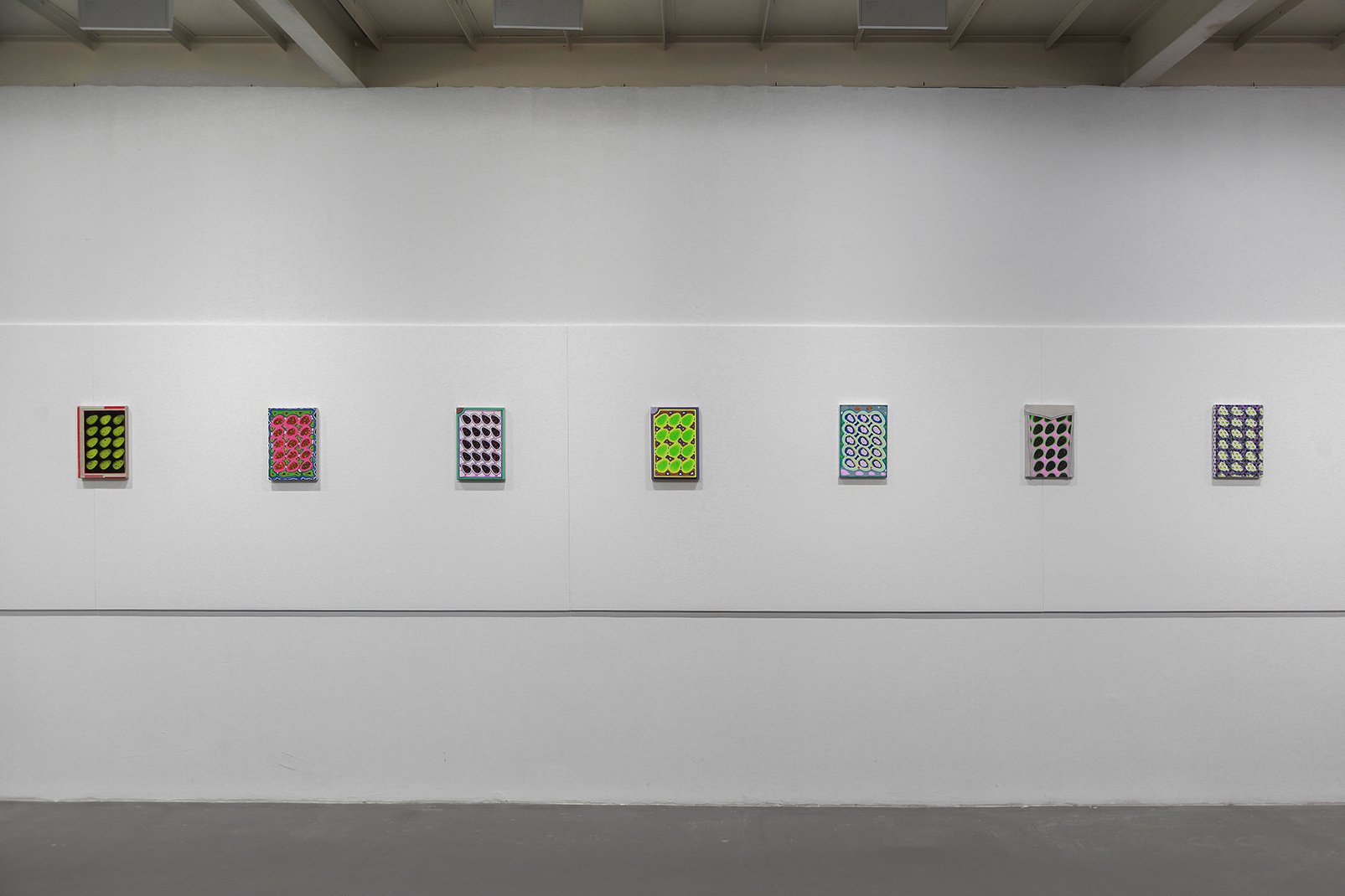 exhibition view 8, GAO Ludi_1:1, QIAO SPACE, 11.11, 2020-1.31, 2021. Courtesy artist and WHITE SPACE BEIJING.